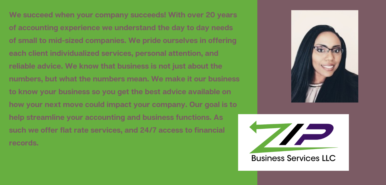 Accounting with Zip Business Services