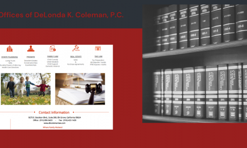 Estate Planning with The Law Offices of Delonda K. Coleman